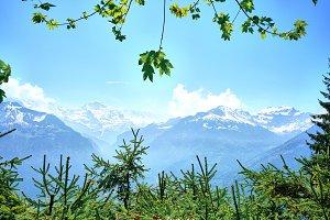 Interlaken, Top of Harder Kulm