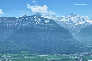 Interlaken, Top of Harder Kulm