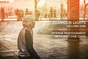 Glamour Lights Volume 1 | 15 Actions