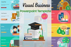 Visual Business PowerPoint Set 2