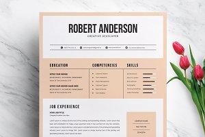 Modern & Creative Resume Template