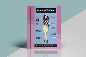 Summer Fashion  Flyer V807