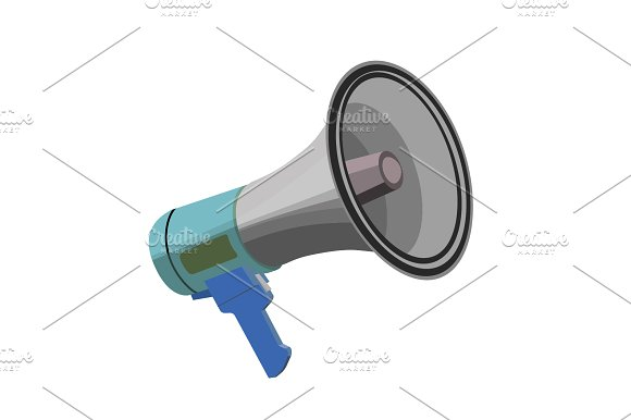Shout Speaker Loudspeaker Icon