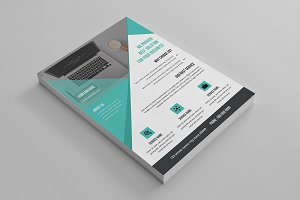 Corporate Flyer Template - V808
