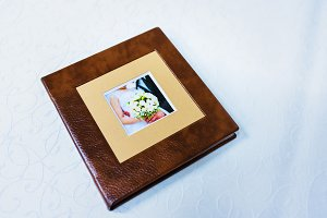 Wedding photobooks and album
