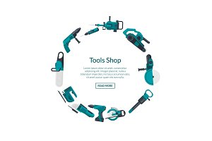 Vector electric construction tools