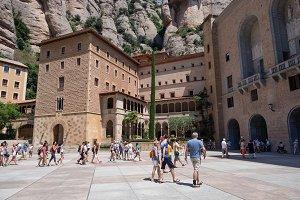 Monastery of Montserrat, Catalonia