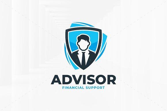 Advisor Logo Template