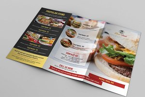 Food Menu Template-V106