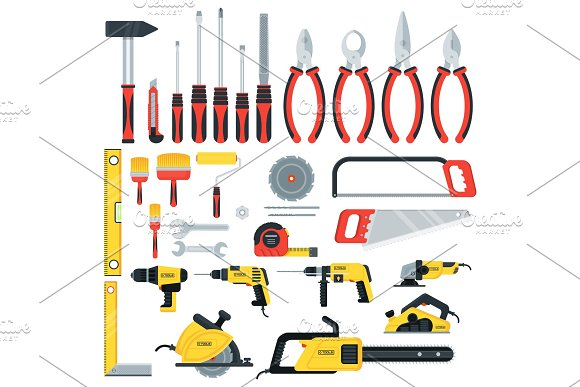 Tools Big Set