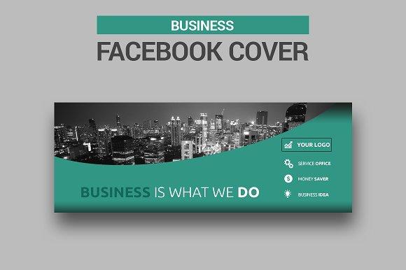 Business Facebook Cover in Facebook Templates
