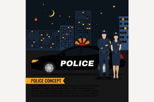 Police Patrol Image