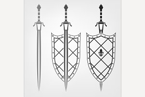 Swords and Shields