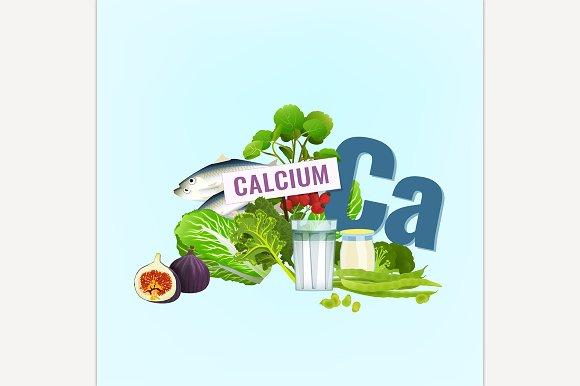 High Calcium Foods