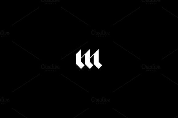 Metropolis Letter M Logo
