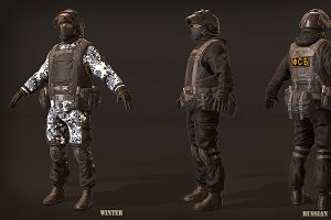 Russ Soldier pack