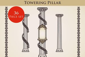 Towering Pillar
