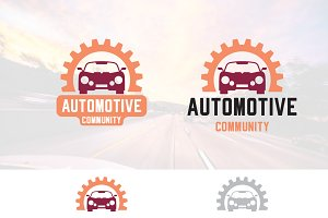 Car Automotive Service Logo