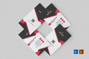 Business Card Template 60