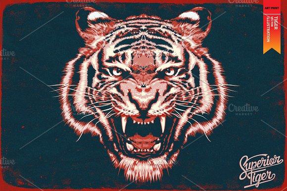 FIGHTER II Vector Illustration