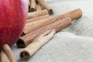 fragrant cinnamon