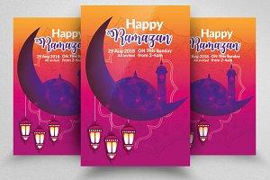 Ramadan / Religious Flyer Templates