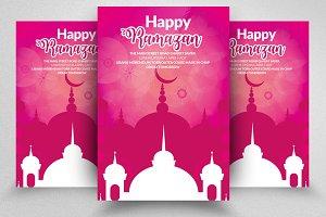 Ramadan Flyer Templates