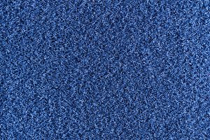 Blue Fleecy Material Texture