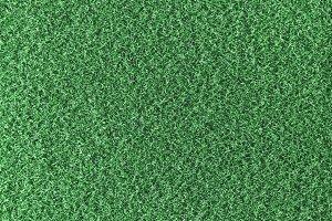 Green Fleecy Material Texture