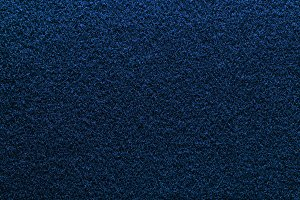 Dark Blue Fleecy Material Texture