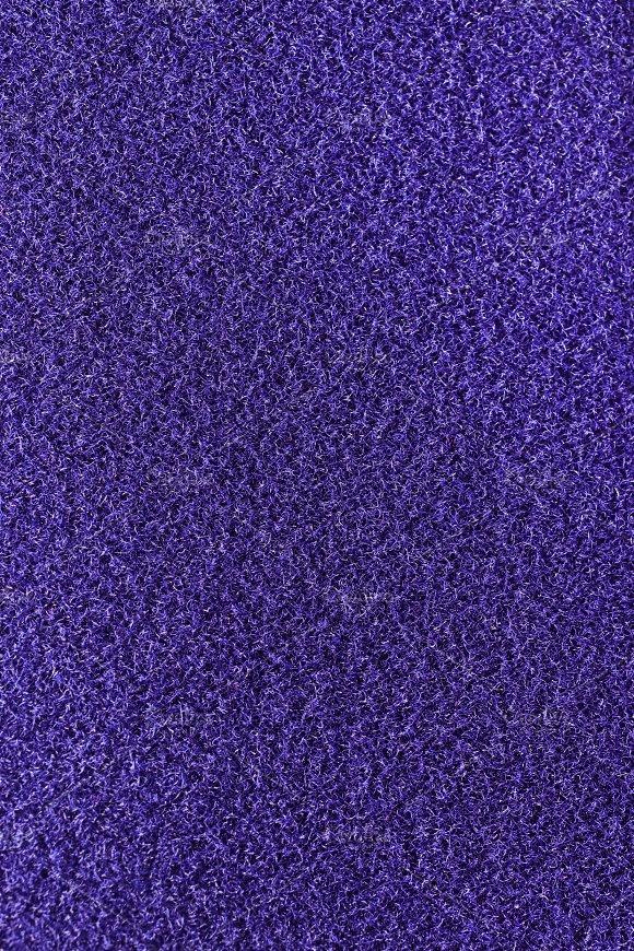 Violet Fleecy Material Texture