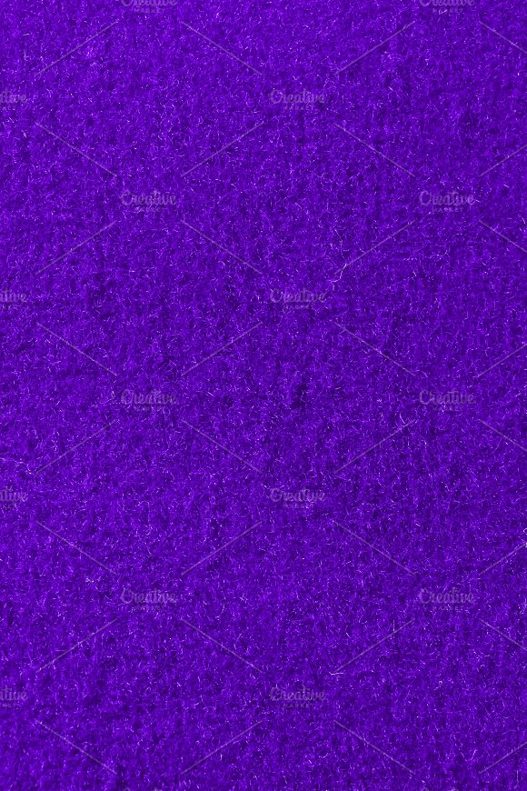 Violet Fleecy Material Texture
