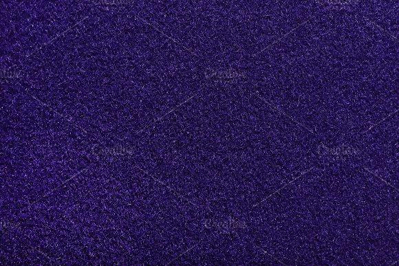 Indigo Fleecy Texture