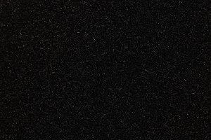 Black Fleecy Material Texture