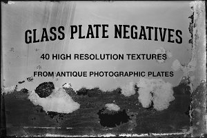 Glass Plate Negatives
