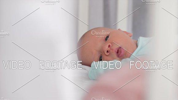 First Days Of Newborn Baby