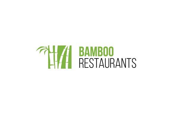 Bamboo Restaurant Logo