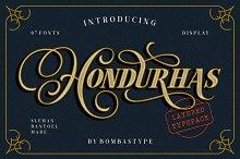 Hondurhas Layered
