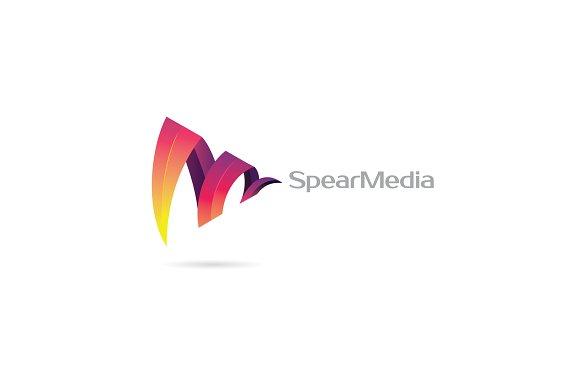 Spear Media Logo