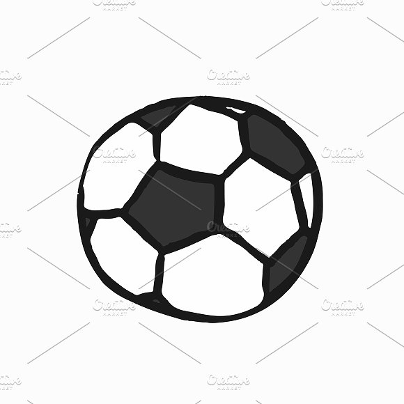 English Football League Illustration