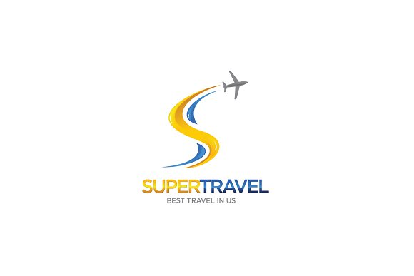 Super Travel Logo
