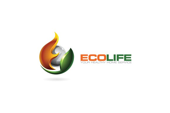 Eco Life Tech Logo