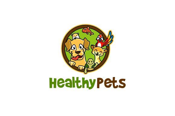 Healty Pet Logo