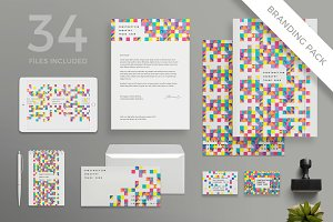 Branding Pack | Industry Show