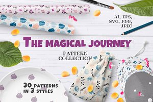 The Magical Journey Patterns