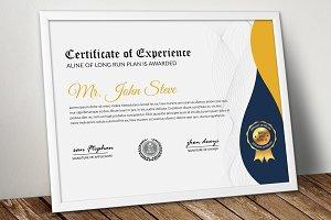 Certificate Template Word Format