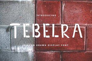 TEBELLRA FONT Heading & Bold