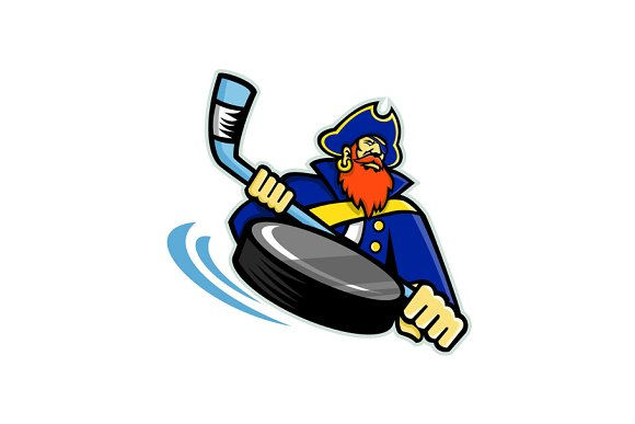 Swashbuckler Ice Hockey Sports Masco