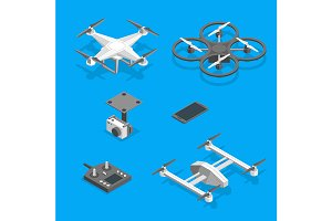 Drones and Equipment Technology