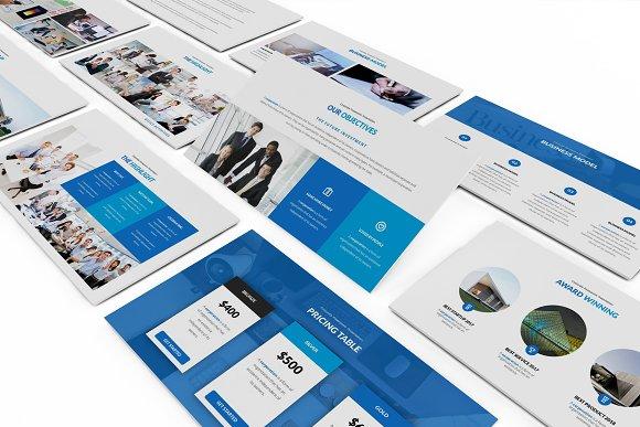 Koba Google Slides Presentation